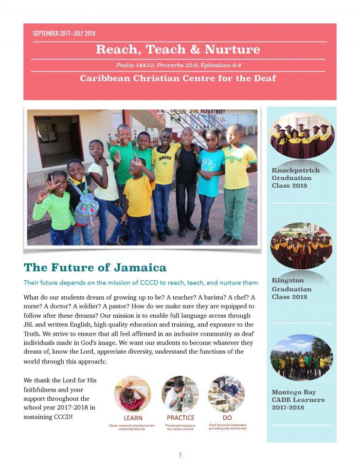 CCCD Reach, Teach and Nurture Newsletter September 2017- July 2018_1.jpg